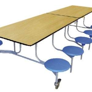 12 Seat Folding Table