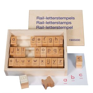 Letter stamps