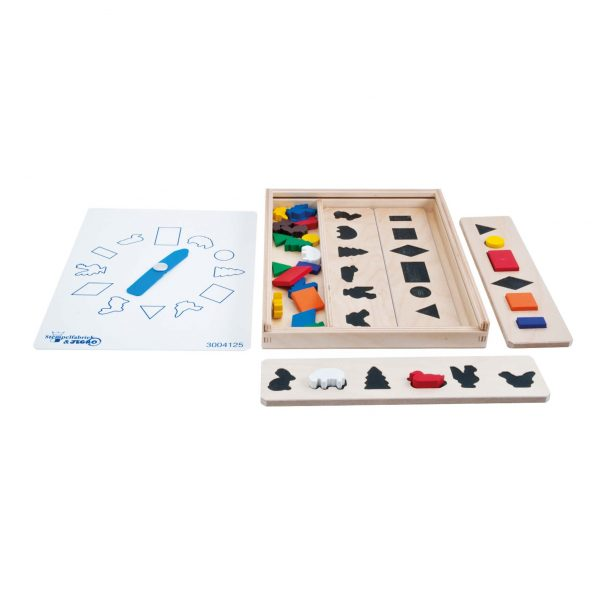 Shapes & Animals Game