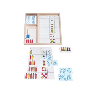 Pencil counting game