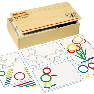 Rings & Sticks game