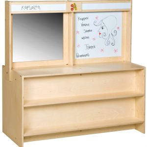 Wooden role play furniture
