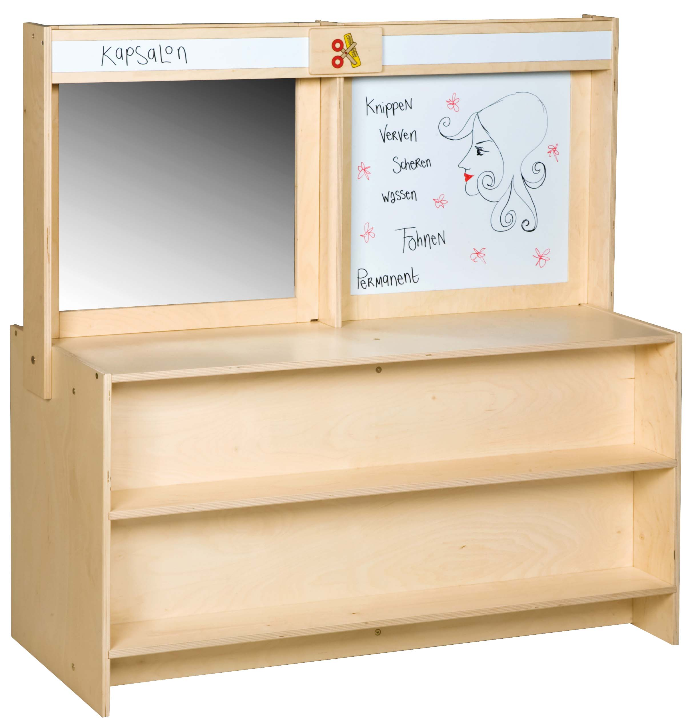 Role play furniture unit for Play unit