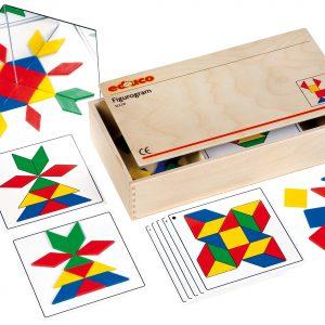 Shape & pattern game