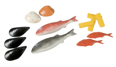 Plastic Fish Set