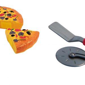 Plastic pizza set