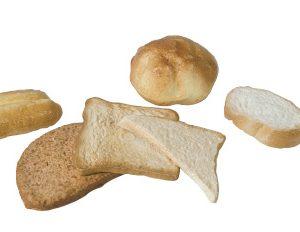 Plastic bread set