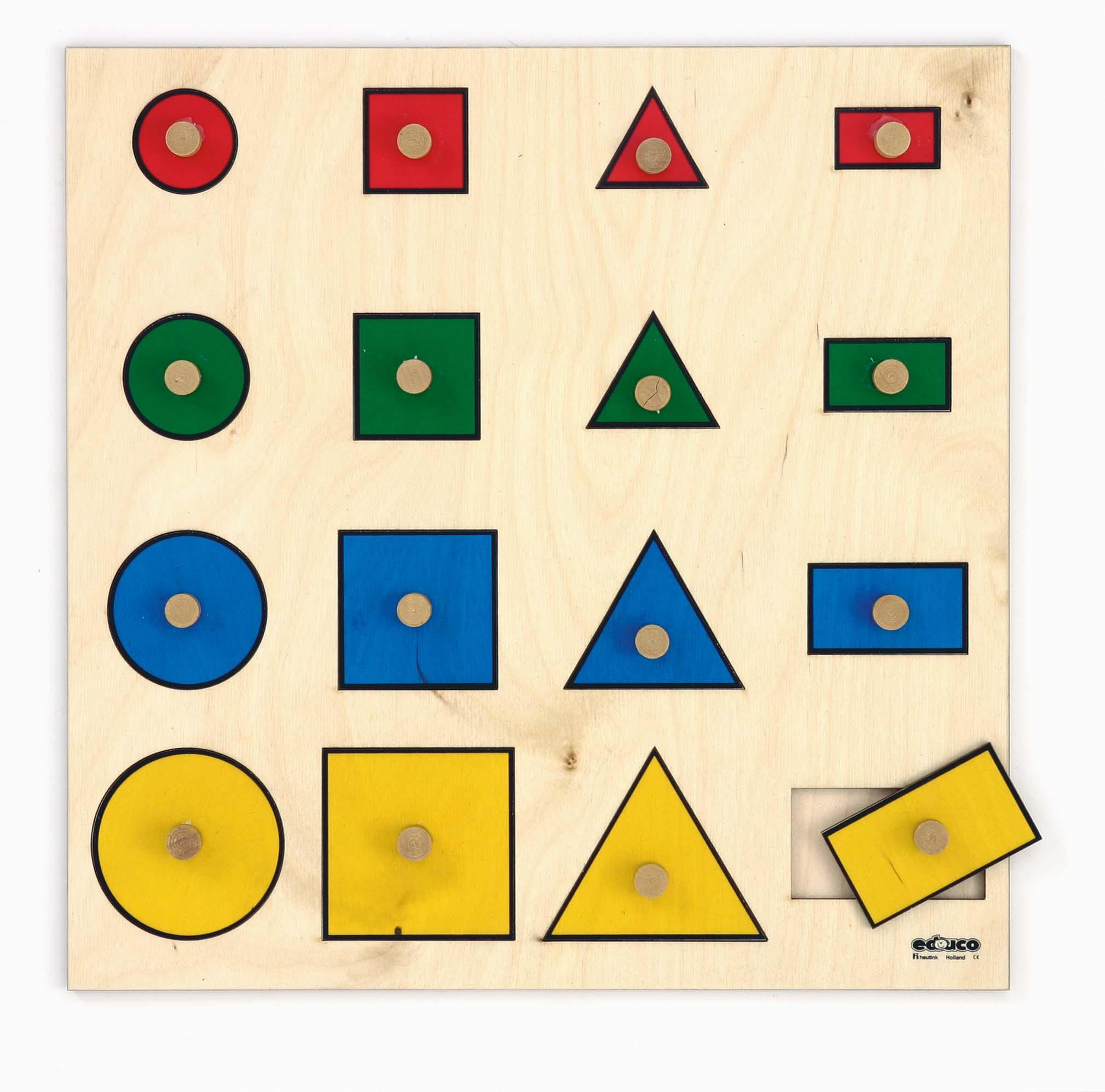 Shapes puzzle