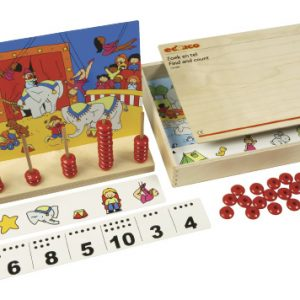 Find and Count game