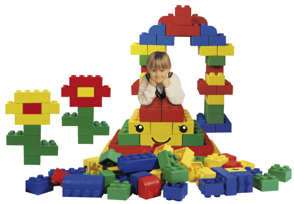 Large building blocks