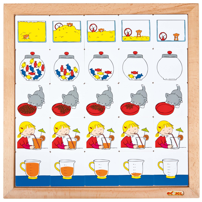 Volume puzzle