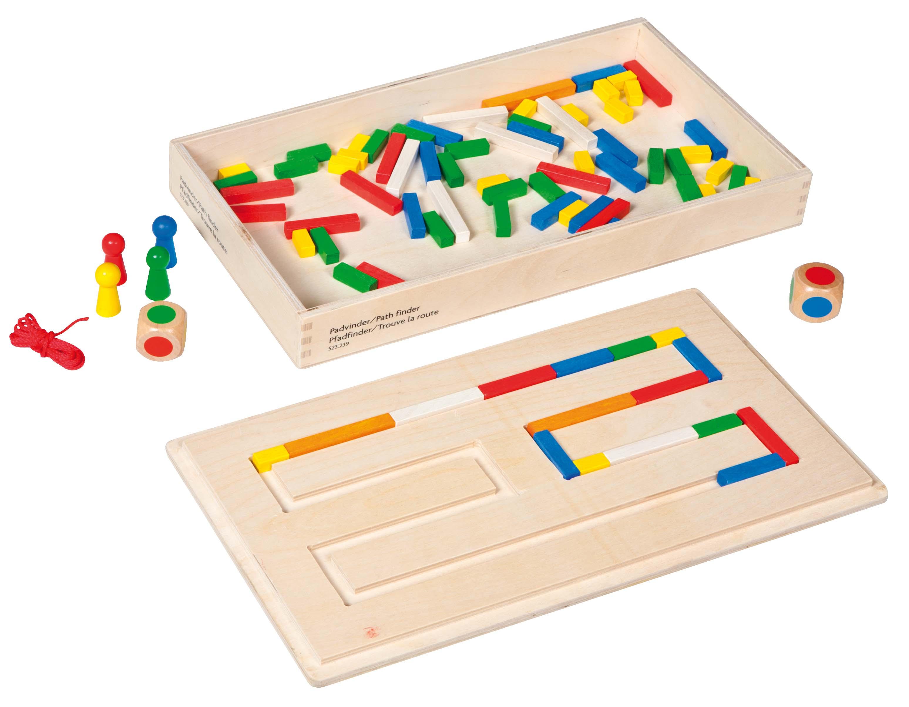 Pathfinder game
