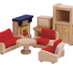 Dolls house Living Room