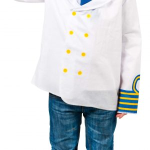 Dressing up Captain