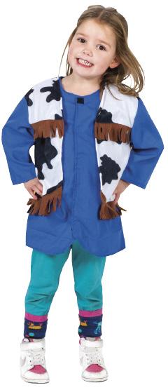 Dressing up Cowboy