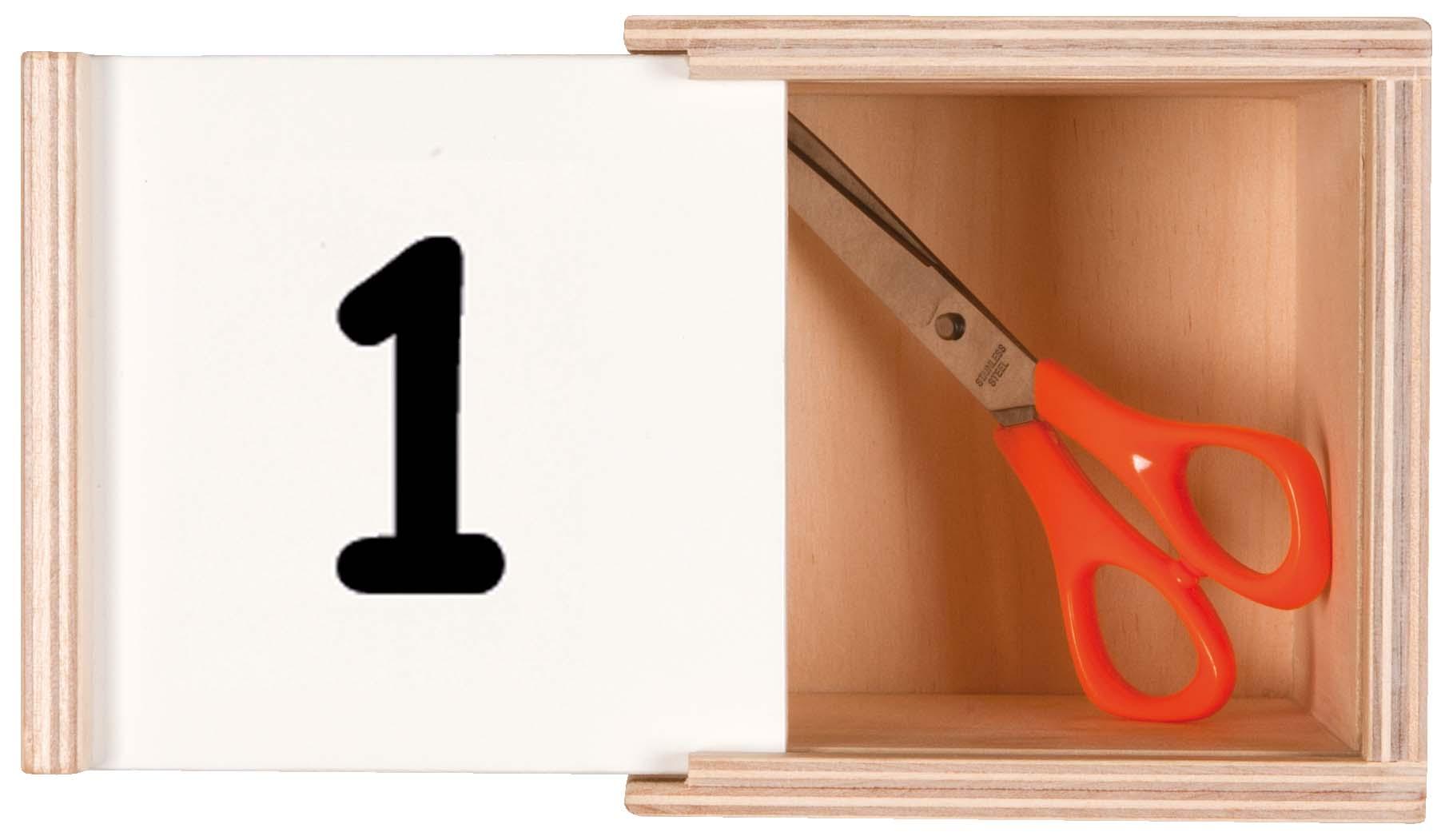 Number Box