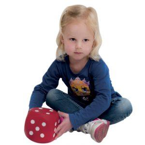 Large dice