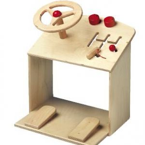 Wooden Steering box