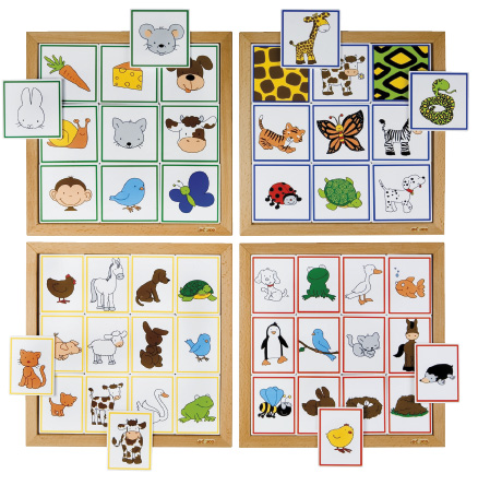 Sorting Game : Animals and their Young
