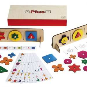 Shapes & Colours game