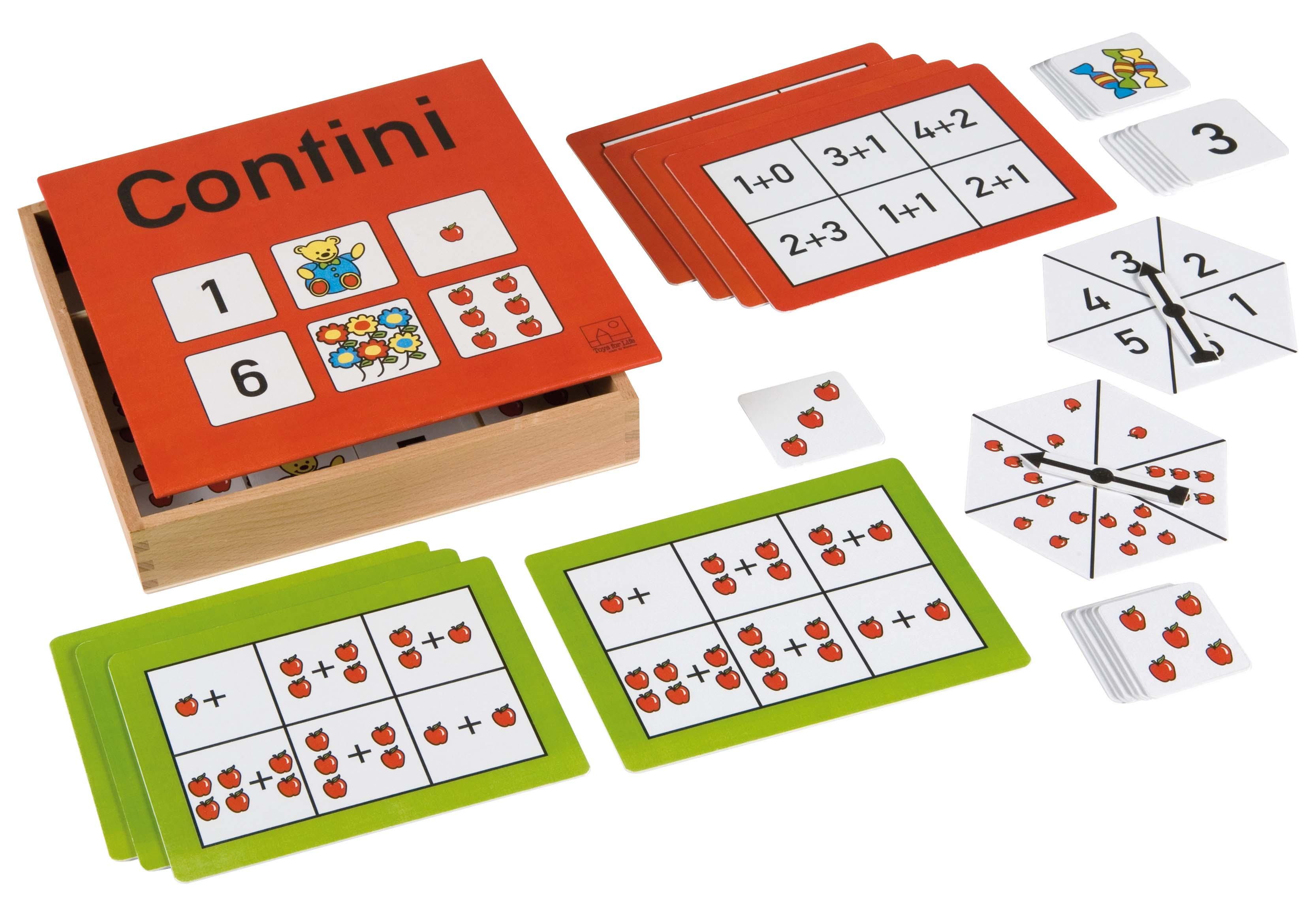 Quantities game